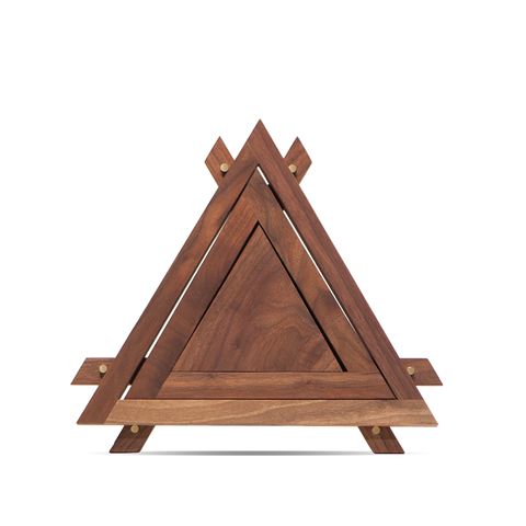 Walnut Trivets (set of 4)