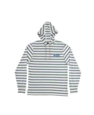 Pacifical Hood Tech Shirt Tech Shirts - Salty Crew Australia