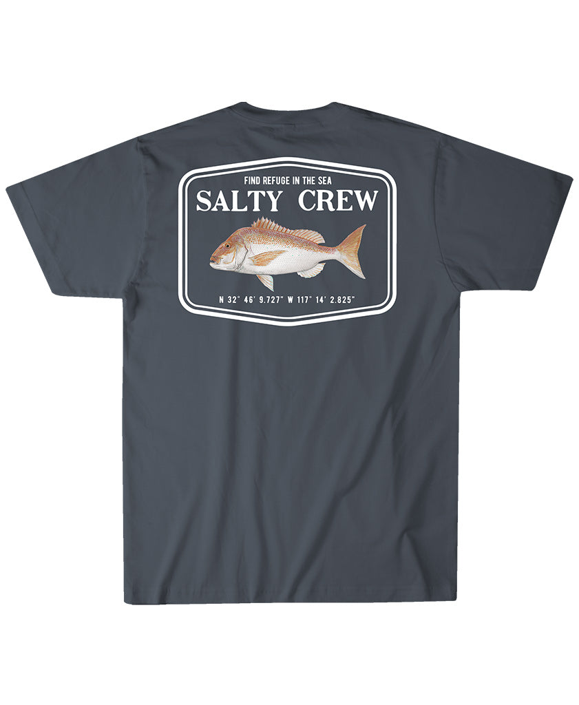 Snapper Mount S/S Tee T Shirts - Salty Crew Australia