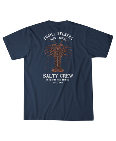 Bugging Out S/S Tee T Shirts - Salty Crew Australia