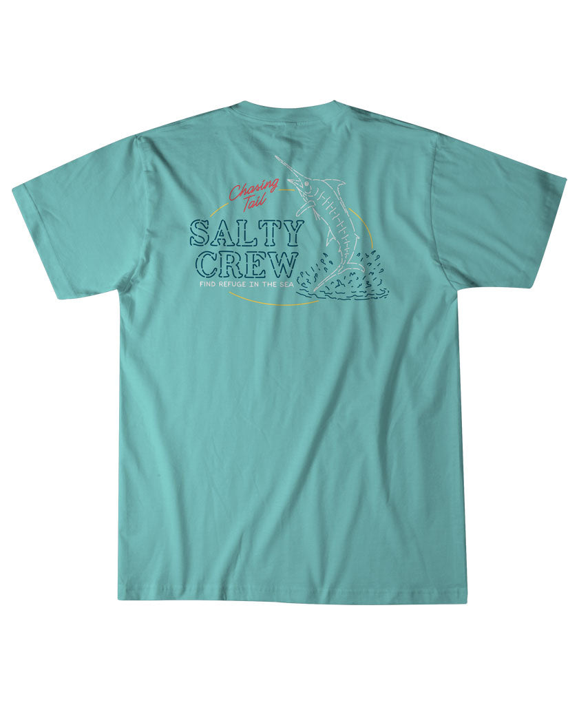 Fresh Catch S/S Tee T Shirts - Salty Crew Australia