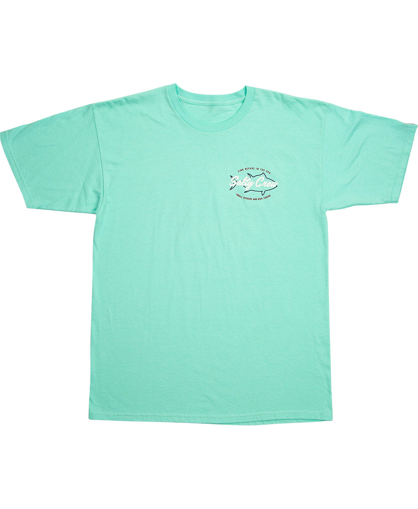 Blue Water S/S Tee T Shirts - Salty Crew Australia