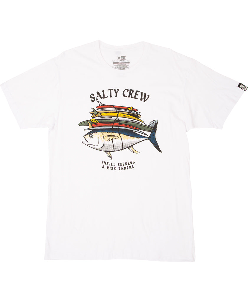 Voyager S/S Tee T Shirts - Salty Crew Australia