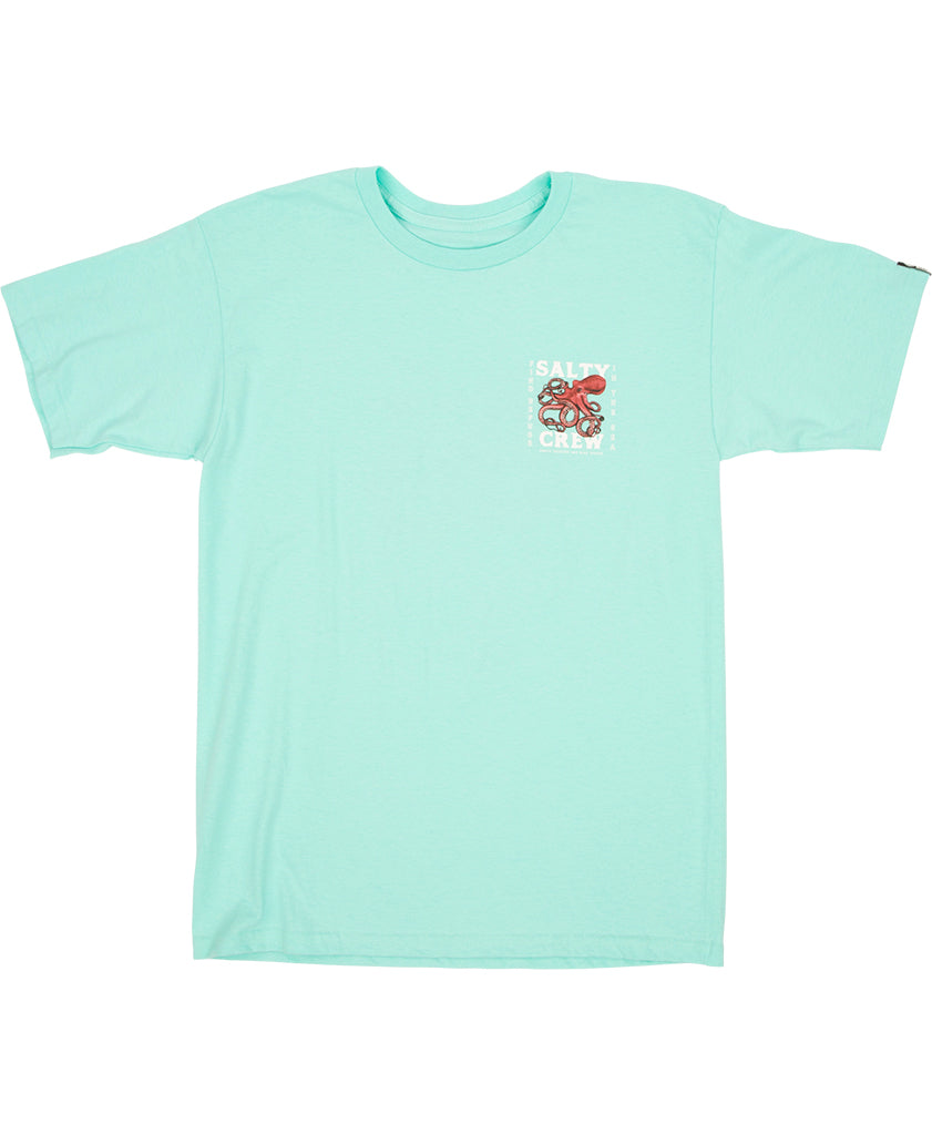 Squiddy S/S Tee T Shirts - Salty Crew Australia