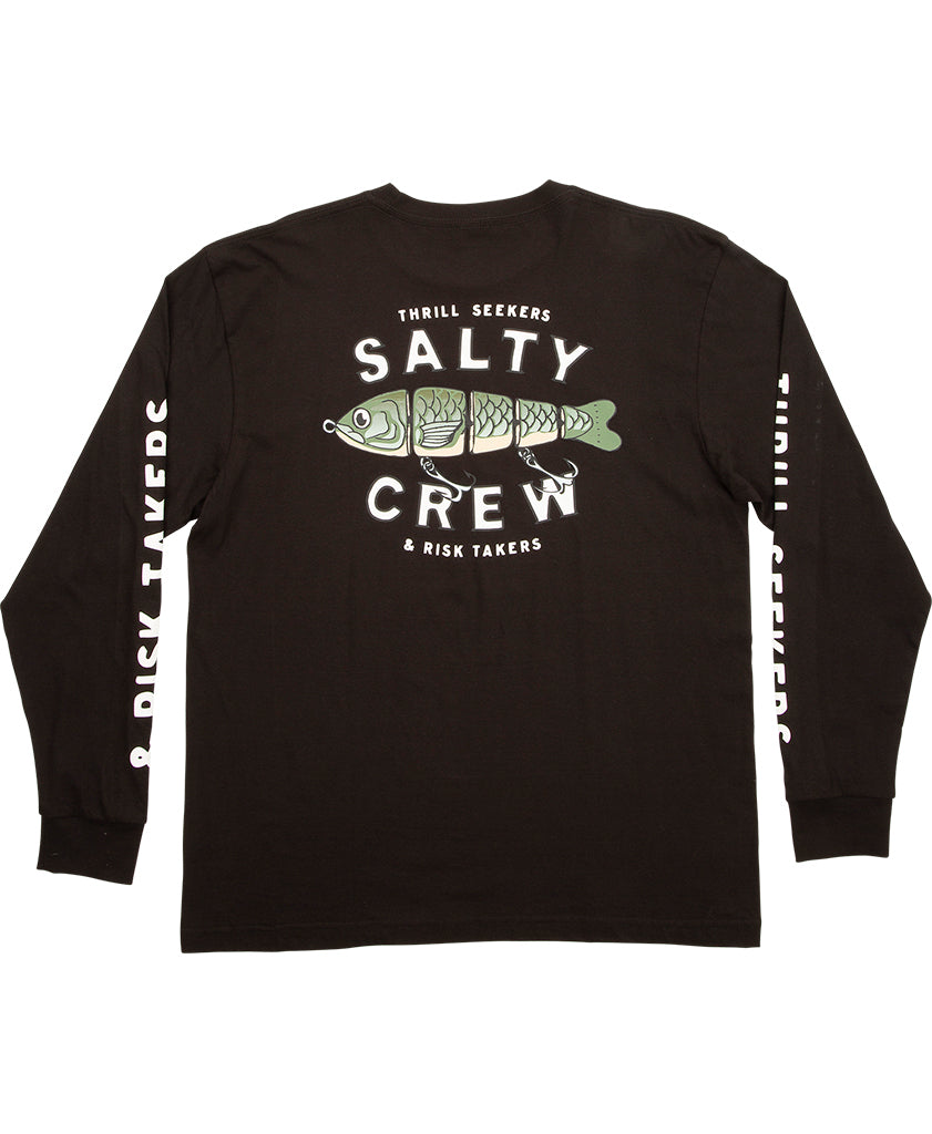 Paddle Tail L/S Tee Long Sleeve Tees - Salty Crew Australia