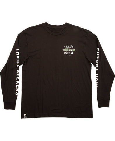 Paddle Tail LS Tee Long Sleeve Tees - Salty Crew Australia