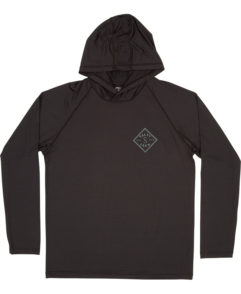 Tippet Pinnacle Tech Hood Tech Shirts - Salty Crew Australia