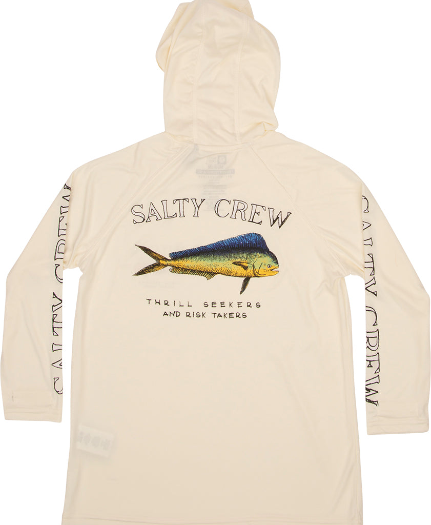 Dodo Pinnacle Boys Tech Hood Boys - Salty Crew Australia