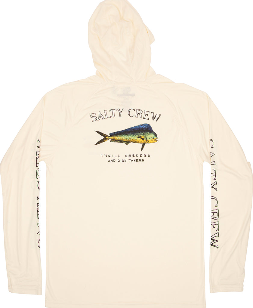 Dodo Pinnacle Tech Hood Tech Shirts - Salty Crew Australia