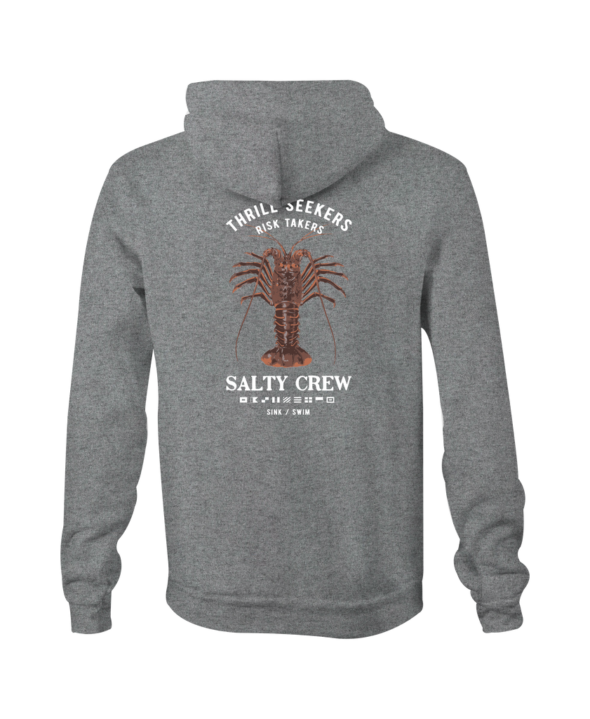 Buggin Out Zip Fleece Fleece - Salty Crew Australia