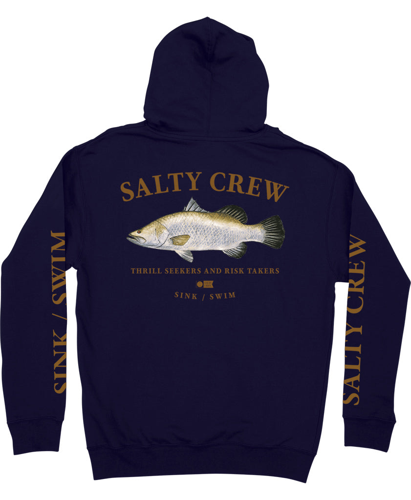 Barra Fleece Fleece - Salty Crew Australia
