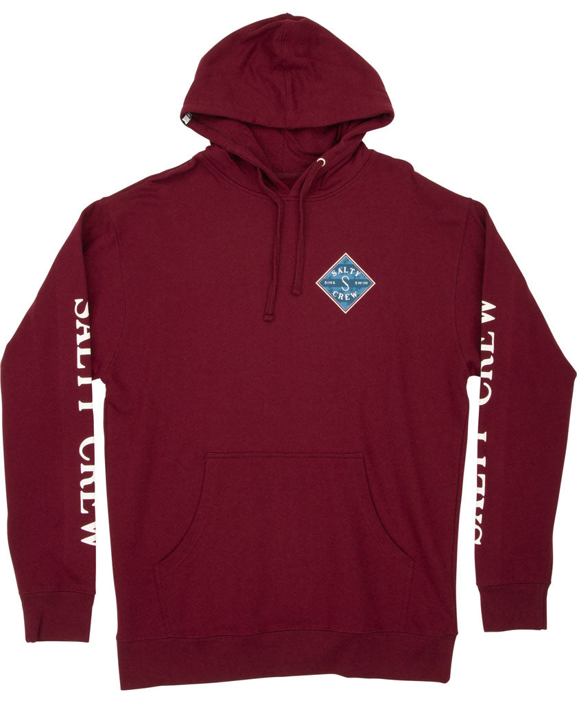 Latitude Hooded Fleece Fleece - Salty Crew Australia