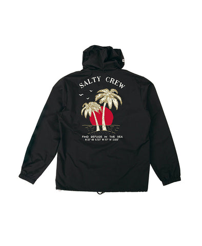 Twin Palms Snap Jacket Jackets - Salty Crew Australia
