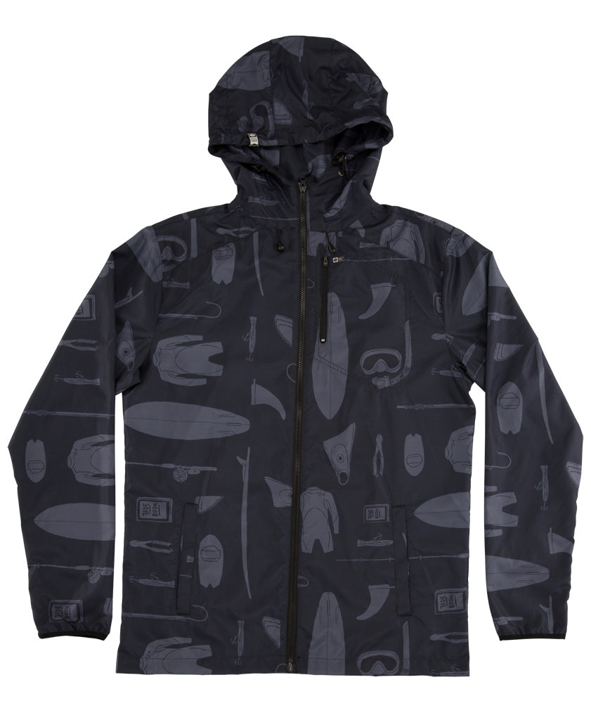 Breezer Jacket Jackets - Salty Crew Australia