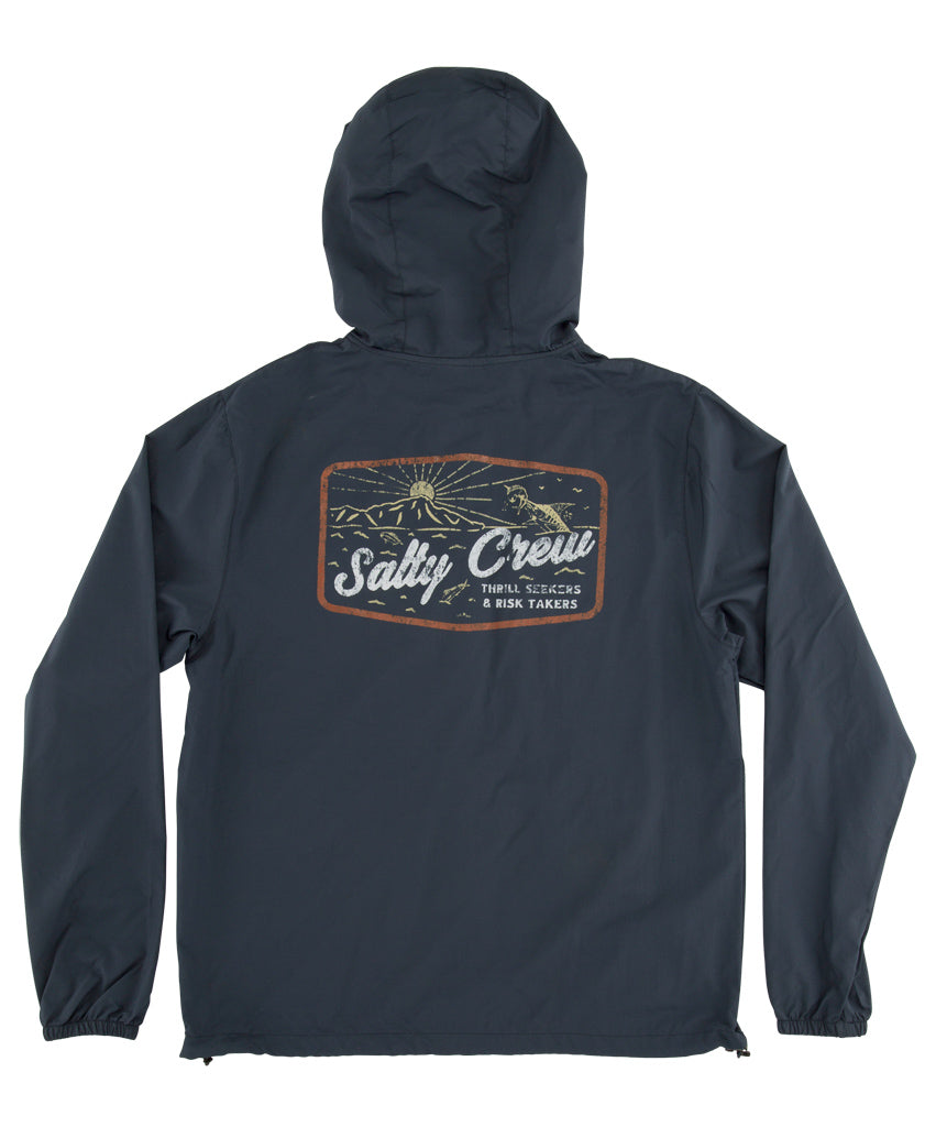 Frenzy Windbreaker Jacket Jackets - Salty Crew Australia