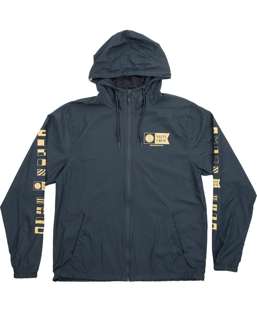 Alpha Windbreaker Jacket Jackets - Salty Crew Australia