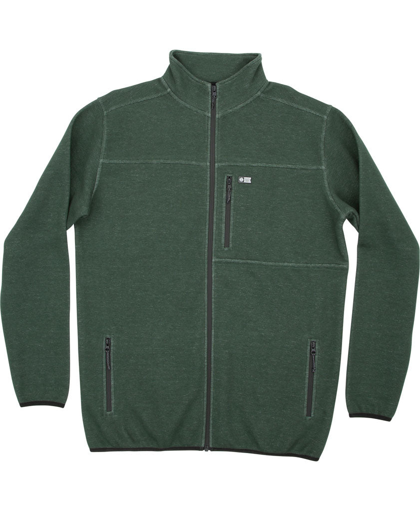 Tempest Mockneck Fleece Jacket Jackets - Salty Crew Australia
