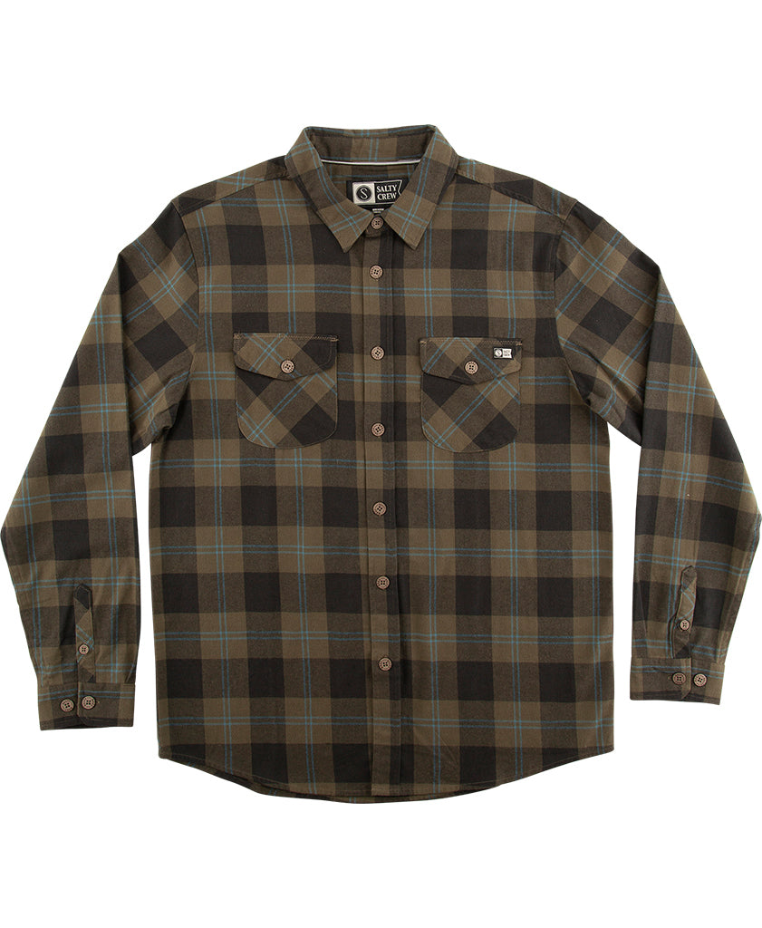 Inshore Flannel Wovens - Salty Crew Australia