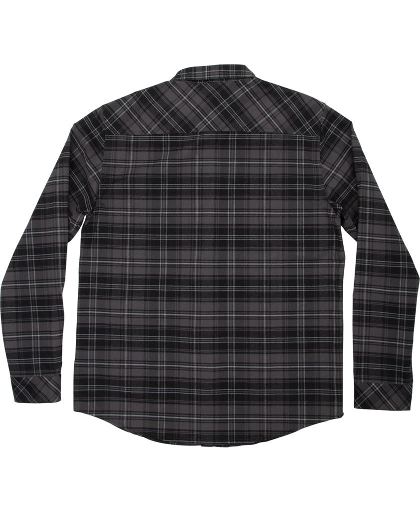 Boatyard Tech Flannel Wovens - Salty Crew Australia