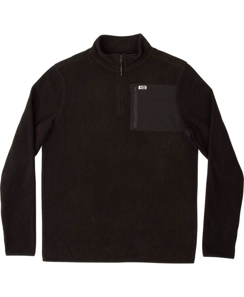 Northern Quarter Zip Fleece Fleece - Salty Crew Australia