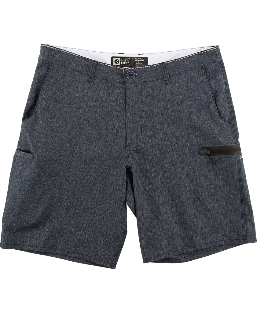 High Seas Perforated Walk Short Utility Shorts - Salty Crew Australia