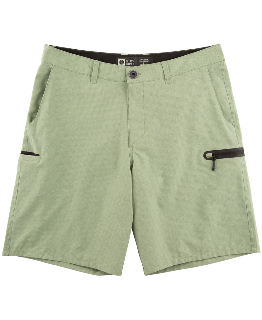 High Seas Perf Walk Short Utility Shorts - Salty Crew Australia