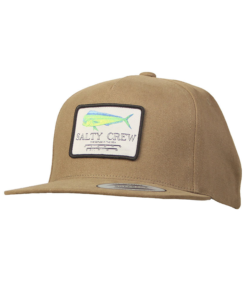 Mahi Mount 5 Panel Hats - Salty Crew Australia