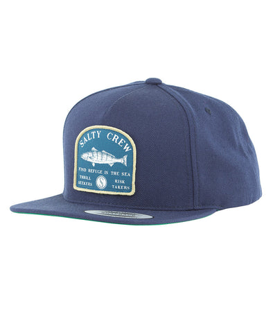 Ghost 5 Panel Hats - Salty Crew Australia