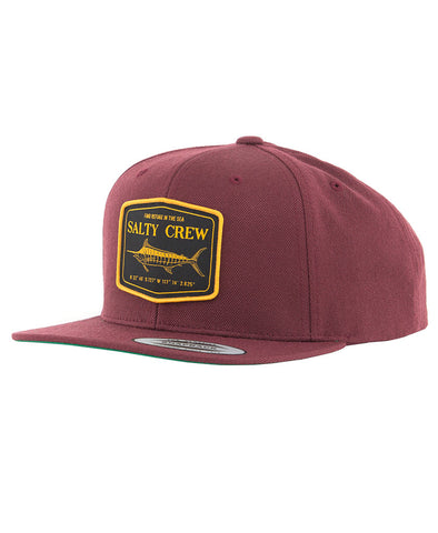Stealth 6 Panel Hats - Salty Crew Australia