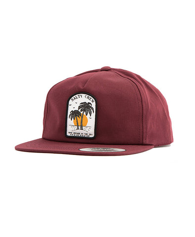 Twin Palms 5 Panel Hats - Salty Crew Australia