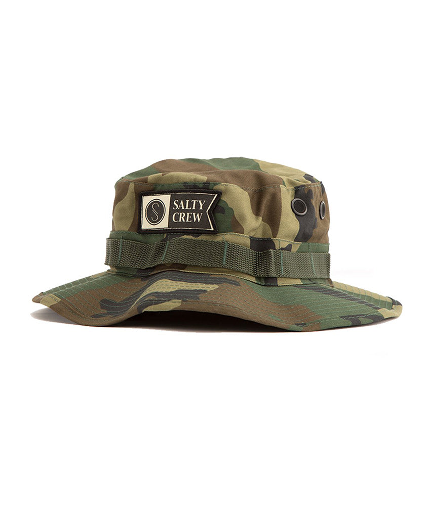 Alpha Stamped Bucket Hats - Salty Crew Australia