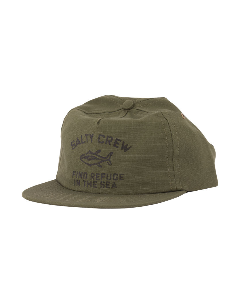 Vandal 5 Panel Hats - Salty Crew Australia