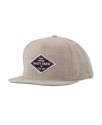 Four Corners 5 Panel Hats - Salty Crew Australia