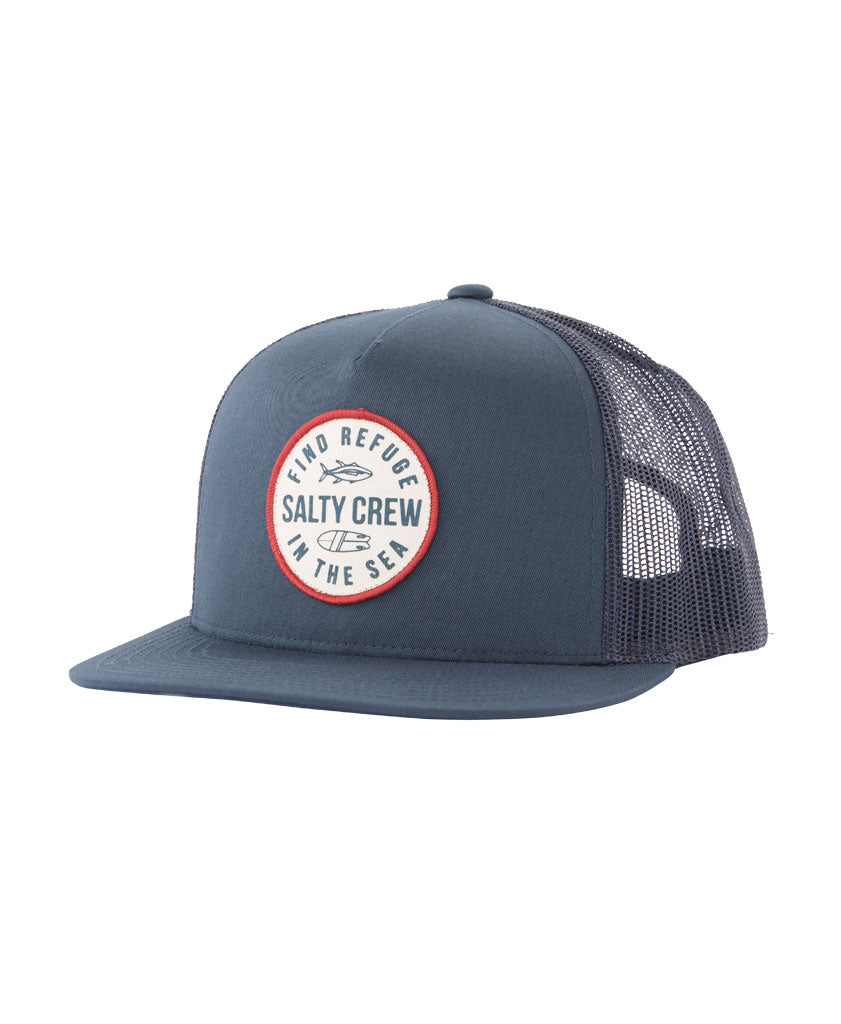 Twin Fin Trucker Hats - Salty Crew Australia