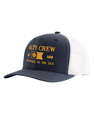 Essentials Retro Trucker Hats - Salty Crew Australia
