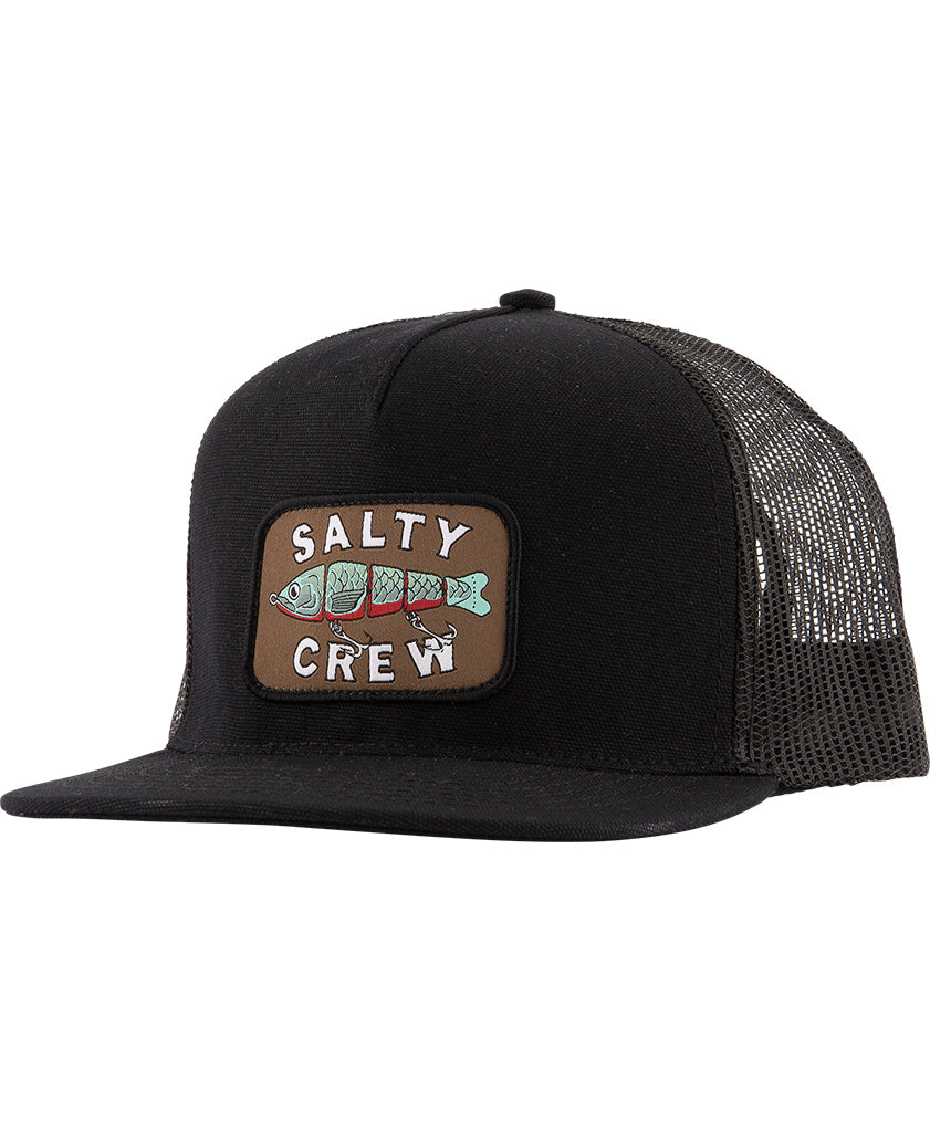 Paddle Tail Trucker Hats - Salty Crew Australia