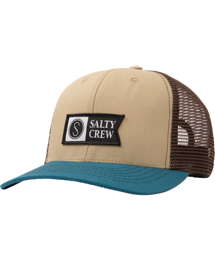 Pinnacle Retro Trucker Hats - Salty Crew Australia