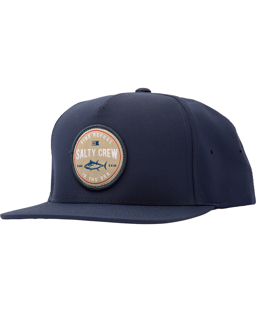 Harbor 5 Panel Hats - Salty Crew Australia