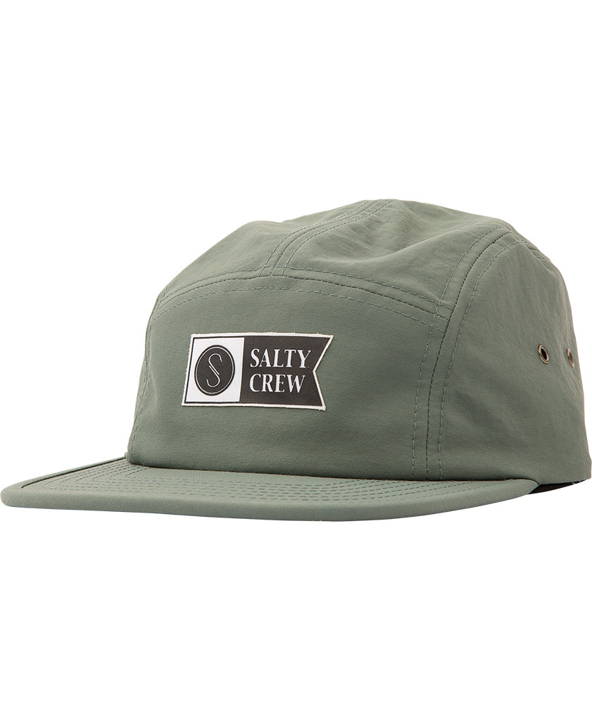 Traverse 5 Panel Hats - Salty Crew Australia