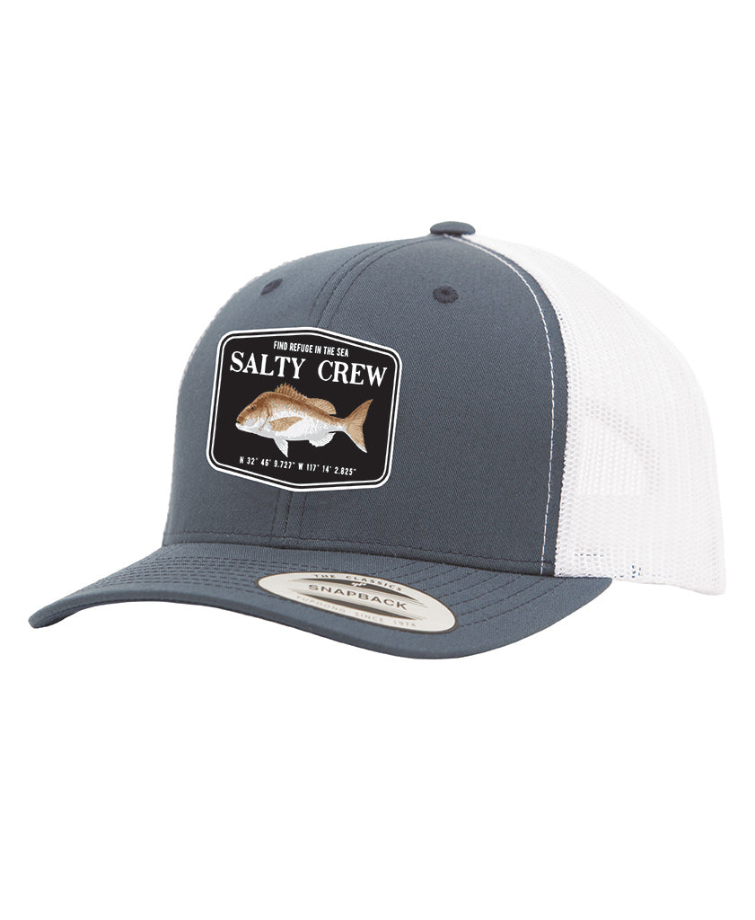 Snapper Mount Retro Trucker Hats - Salty Crew Australia