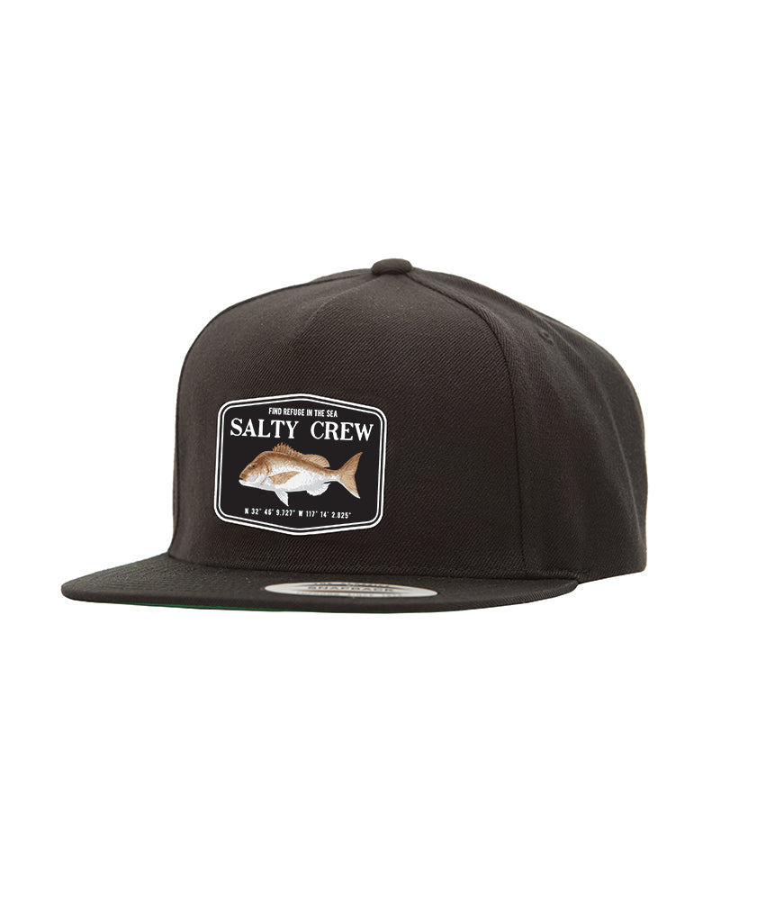 Snapper Mount 5-Panel Hats - Salty Crew Australia