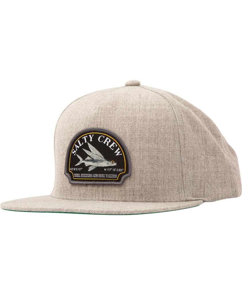 Flyer 5 Panel Hats - Salty Crew Australia