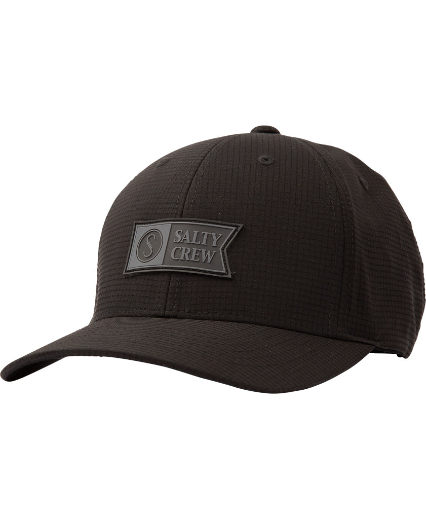 Alpha Tech 6 Panel Hats - Salty Crew Australia