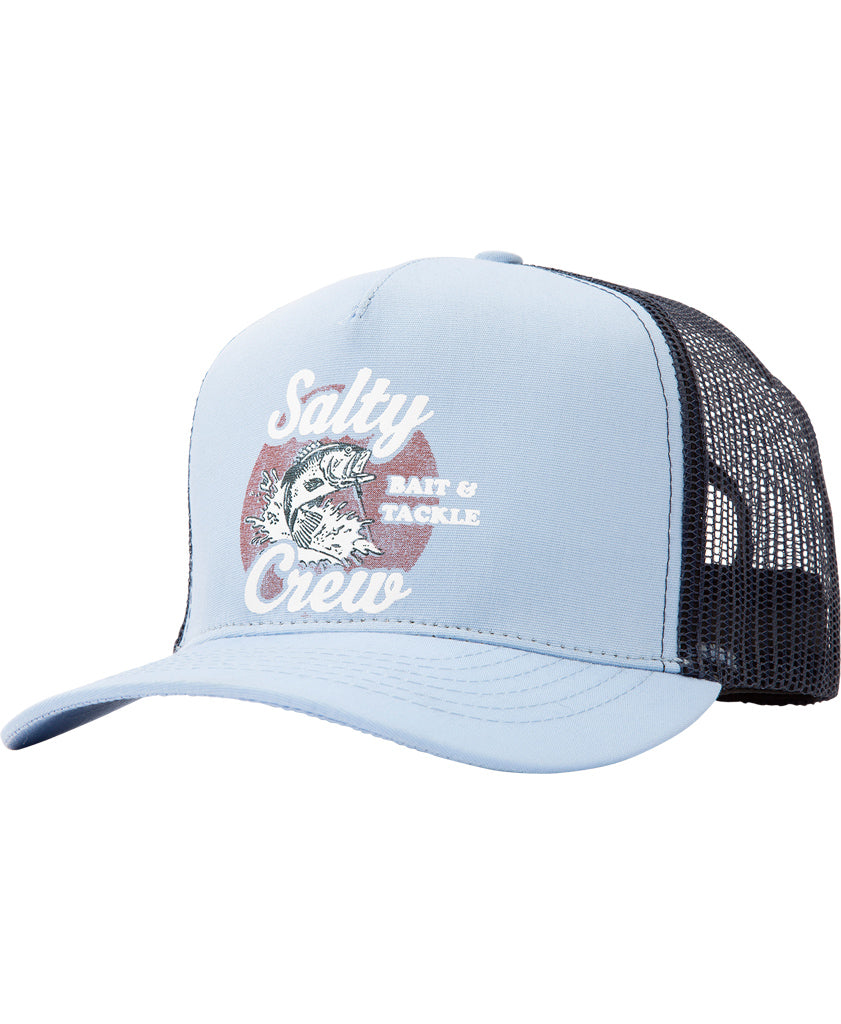 Bait and Tackle Retro Trucker Hats - Salty Crew Australia