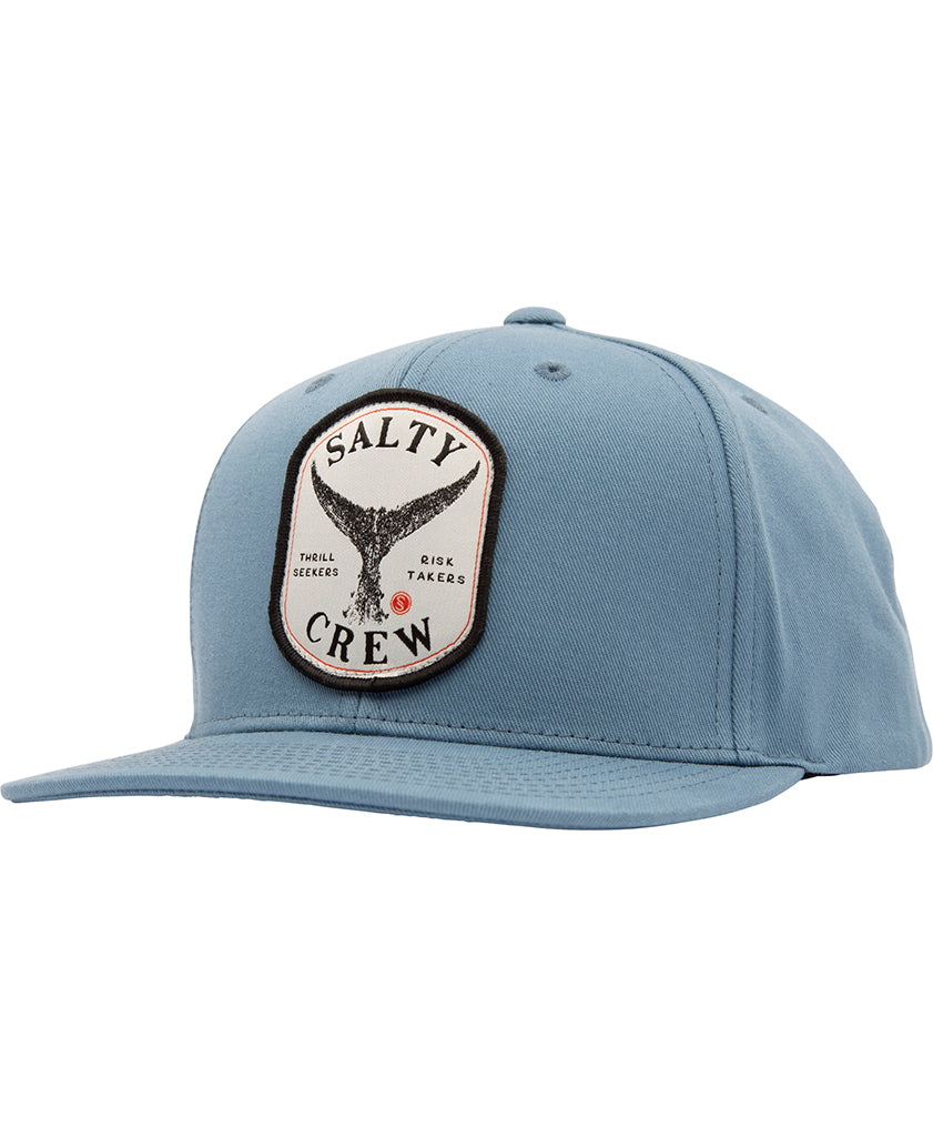 Fishstone 5 Panel Hats - Salty Crew Australia