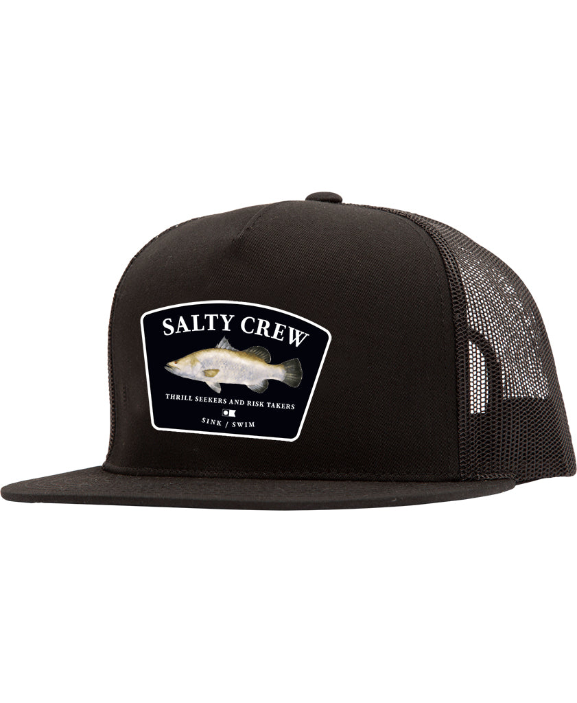 Barra Retro Trucker Cap Hats - Salty Crew Australia
