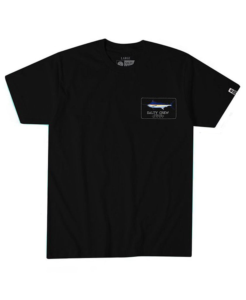 Blue Rogers S/S Tee T Shirts - Salty Crew Australia