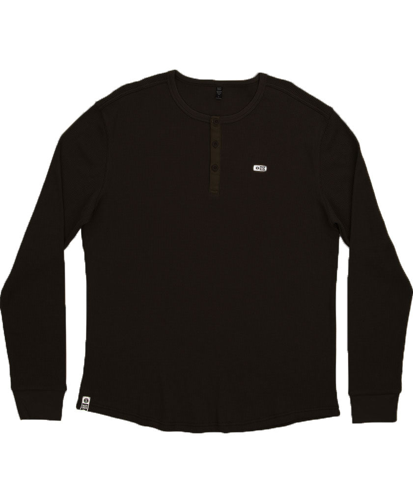 Long Shoreman LS Knit Long Sleeve Tees - Salty Crew Australia