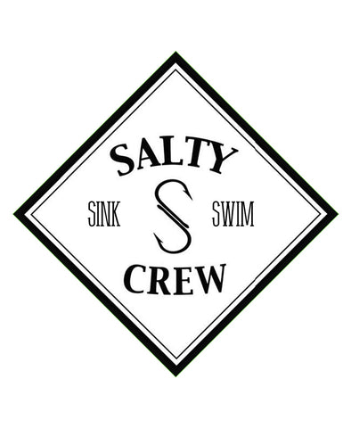 Tippet Sticker Pack 25 Stickers - Salty Crew Australia