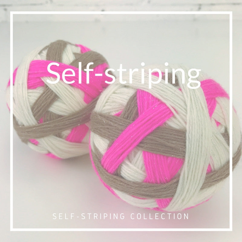 Self-striping